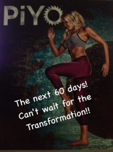 The next 60 days!